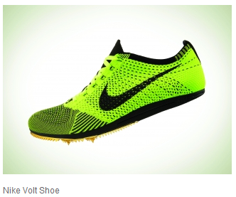 Nike's Neon Shoe