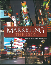 Marketing Core 5th Edition