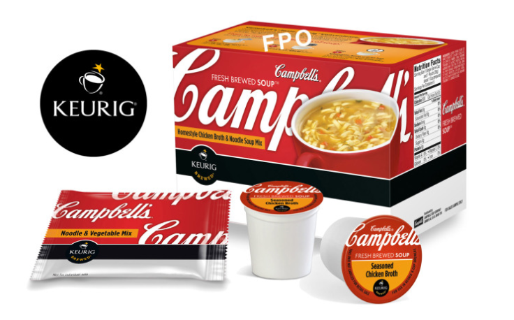 Campbell Soup Kerin Hartley Marketing