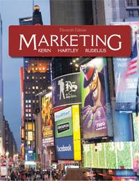 Marketing 11th Edition