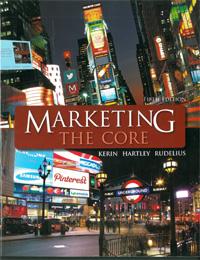 Marketing Core 5th Edition