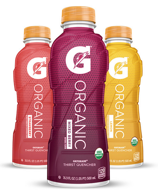 Organic Gatorade | Kerin & Hartley Marketing