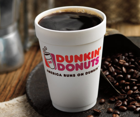 19fafbfe4a7 Dunkin' Donuts Will Get Rid of Foam Cups by 2020 | Kerin & Hartley ...