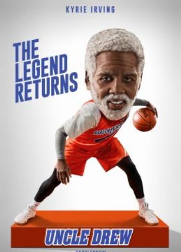 promo code b44e3 2858f Uncle Drew – The Movie Hits the Big Screen | Kerin & Hartley ...